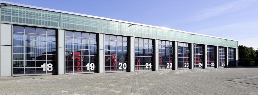Промышленные секционные ворота Hörmann – купить в Ярославле