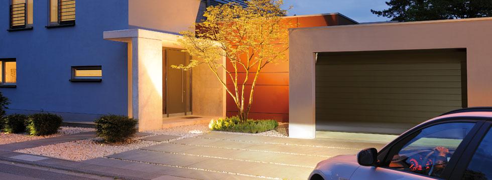 Автоматические ворота: гаражные и промышленные