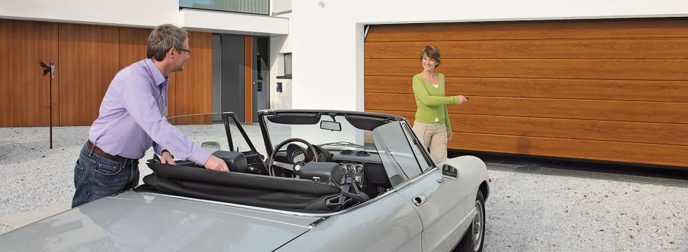 Приводы гаражных ворот