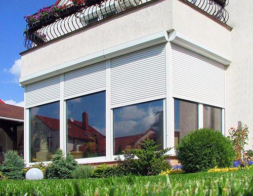 Автоматические окна и двери