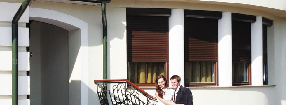 Роллеты и рольставни на окна – купить в Ярославле