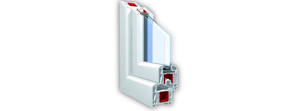 Окна и двери ПВХ Селект (70 мм)