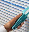 Как почистить жалюзи в домашних условиях