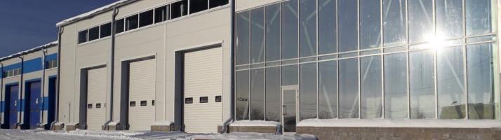 3-я очередь строительства компании «Буслюкс»